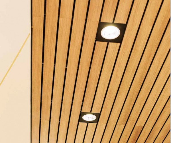 PERFATEN ANCHOR реечные потолки на якорных подвесах:PERFATEN ANCHOR Rack ceilings with anchor suspensions